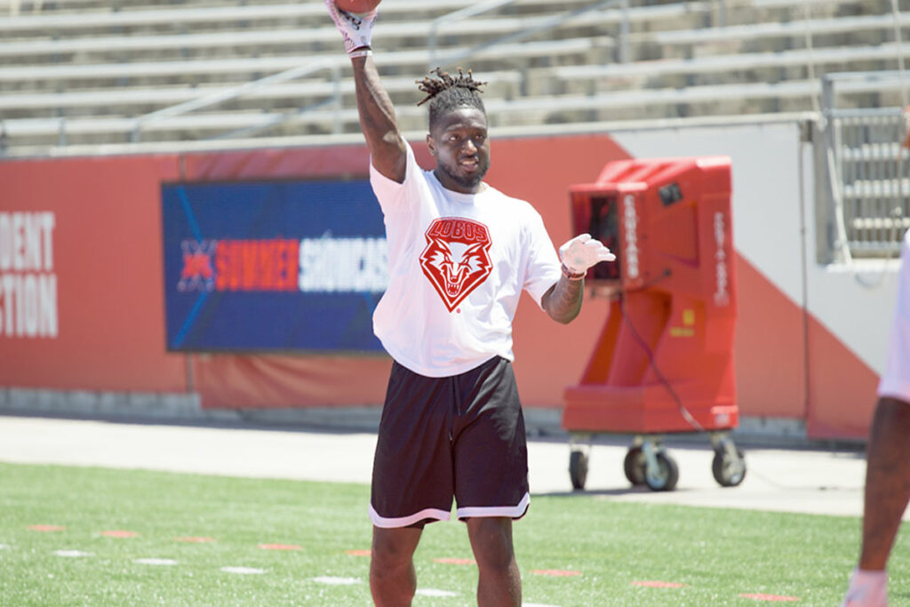 Demarcus Ayers New Mexico