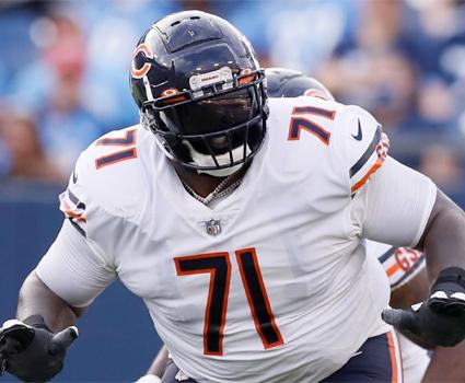Jason Peters Chicago Bears